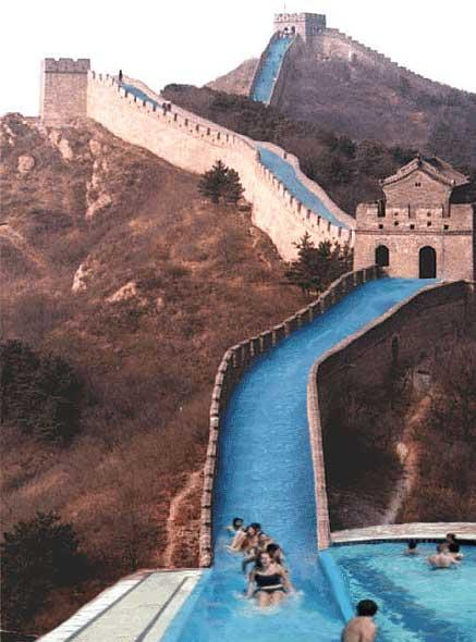 the great wall of mexico visible from outer space ask shaun hannity warmer world. Black Bedroom Furniture Sets. Home Design Ideas